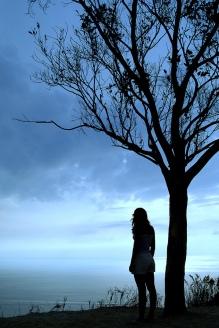 mystical silhouette por Flavio Leone